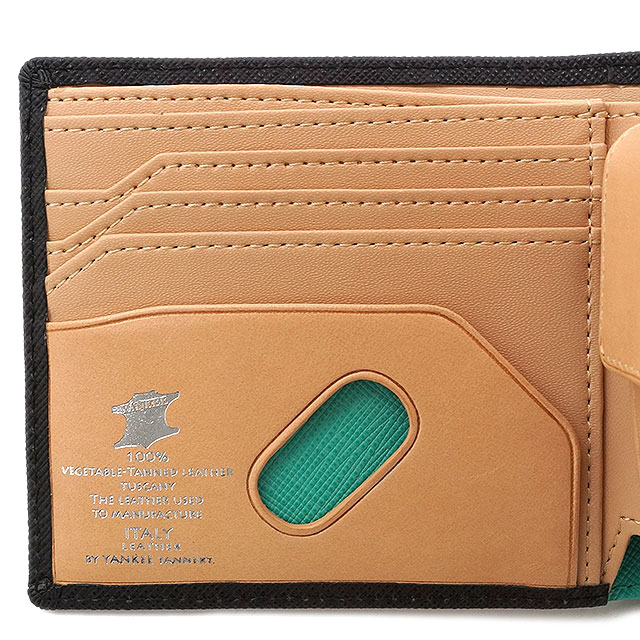 0d1d92967be92 Bianchi Bianchi Italian leather wallet mens two folding wallet (BIA1004  SS16)