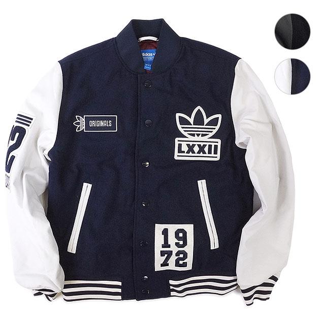 Adidas originals apparel badge bomber jacket adidas Originals mens Womens Stadium jacket BADGE BOMBER JACKET (AY9148 FW16)