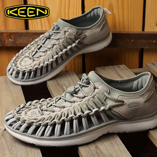 Keane unique auto KEEN MEN UNEEK O2 VAPOR/WHITE Sandals sneakers (1015687  SU16)