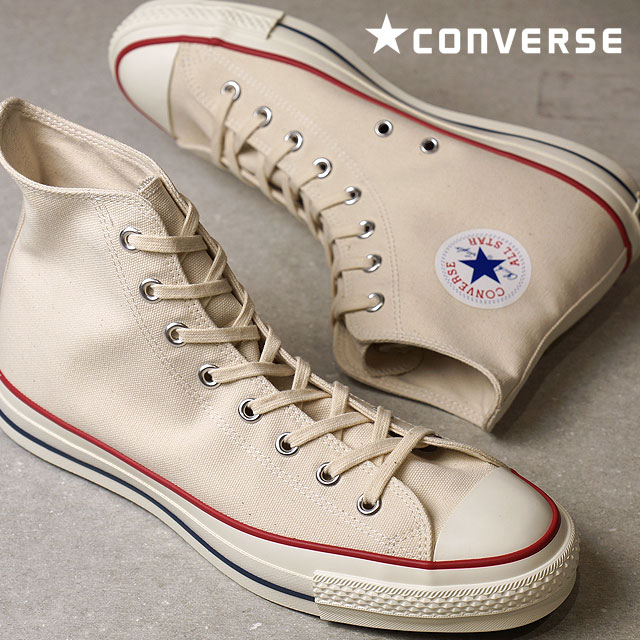 be21d50d2f74ec Converse canvas all-stars J higher frequency elimination CONVERSE CANVAS ALL  STAR J HI natural white (32068430) shoetime