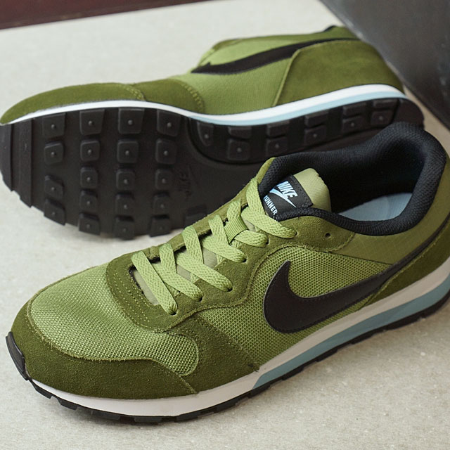 84834de094d368 NIKE Nike sneakers MD RUNNER 2 MD runner 2 region green   black   palm  green   Maika blue (749