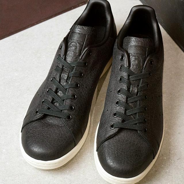 new product 77f7d 79b27 adidas Originals Adidas originals STAN SMITH men gap Dis Stan Smith C black  /C black /O white (BB0037 SS17) shoetime