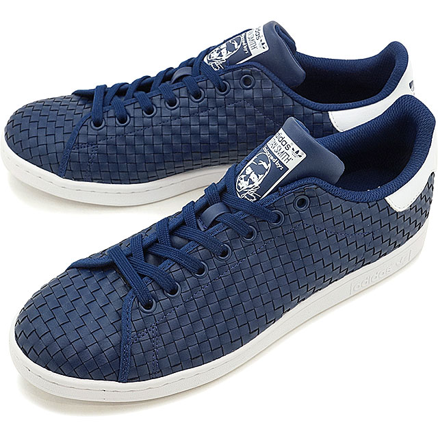 307684f1 adidas Originals Adidas originals STAN SMITH men gap Dis Stan Smith M blue  S17/M blue S17/R white (BB0050 SS17) shoetime