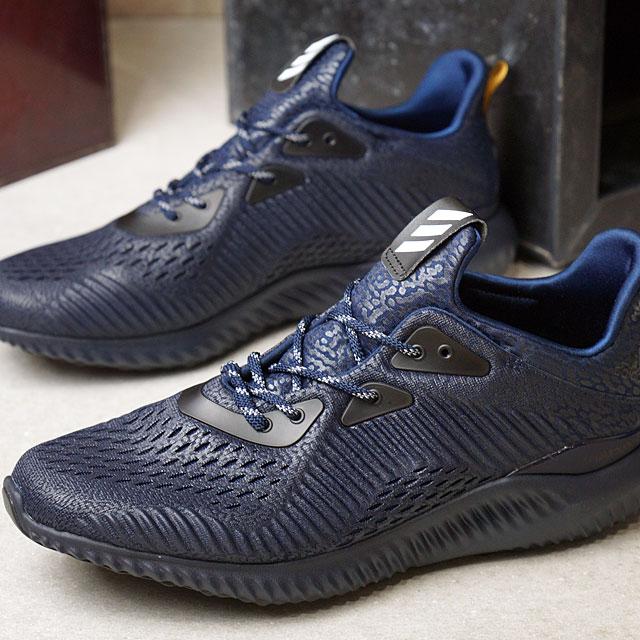 100% authentique fcdb8 3ce85 adidas Originals Adidas originals Alpha BOUNCE ARAMIS メンズレディースアルファバウンスアラミス  M blue S17/C navy /C black (BW1127 SS17)