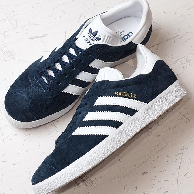 quality design 96a14 d820d アディダスオリジナルスガッツレーガゼル adidas Originals GAZELLE C navy   white   goal  super-masochist shoes (BB5478 SS17)