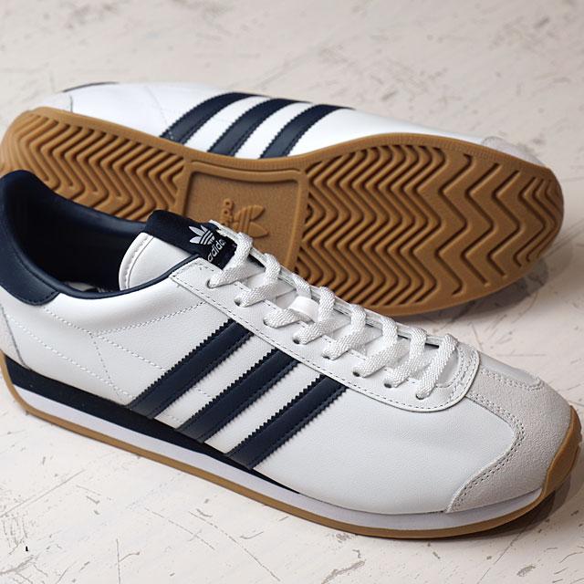 competitive price c5244 c1fbd adidas Originals Adidas originals CNTRY OG men gap Dis country R white C  navy  gum 4 (G27443 SS17)