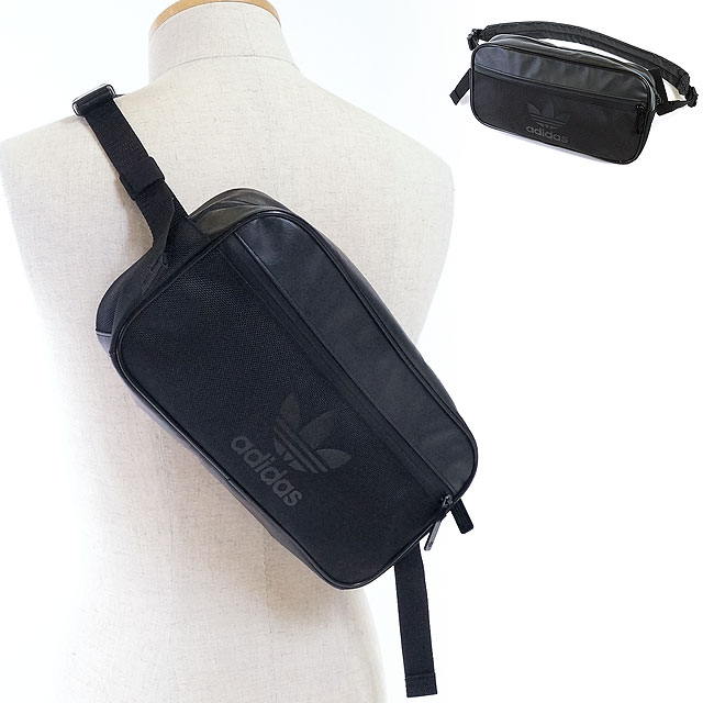 c8362c105f adidas Originals Adidas originals CROSS BODY BAG SPORT men gap Dis cross  body bag sports body bag black (BK6836 SS17)