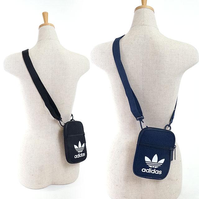 adidas Originals Adidas originals FESTIVAL BAG TREFOIL  メンズレディースフェスティバルショルダーバッグウェストポーチトレフォイル (BK6730 BK6731 SS17) 0416f46066a7f