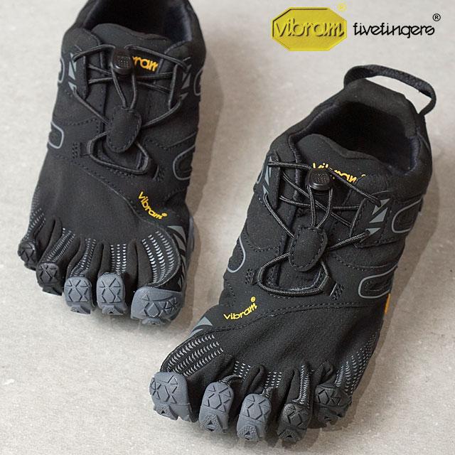 more photos 42667 849e2 Five Vibram FiveFingers vibram five finger gap Dis WMNS V-TRAIL BLACK/GREY  vibram five fingers finger shoes base-up feet shoes (17W6905)