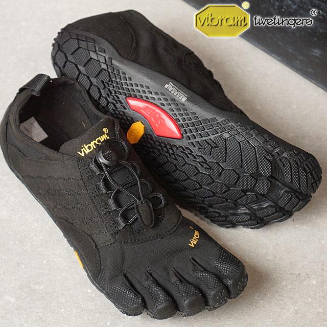 Vibram FiveFingers ビブラムファイブフィンガーズ レディース WMNS TREK ASCENT BLACK ビブラム ファイブフィンガーズ 5本指シューズ ベアフット 靴 (15W4701)【コンビニ受取対応商品】