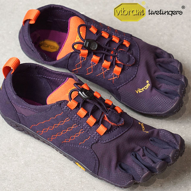 Vibram FiveFingers ビブラムファイブフィンガーズ レディース WMNS TREK ASCENT NIGHTSHADE ビブラム ファイブフィンガーズ 5本指シューズ ベアフット 靴 (17W4702)【コンビニ受取対応商品】