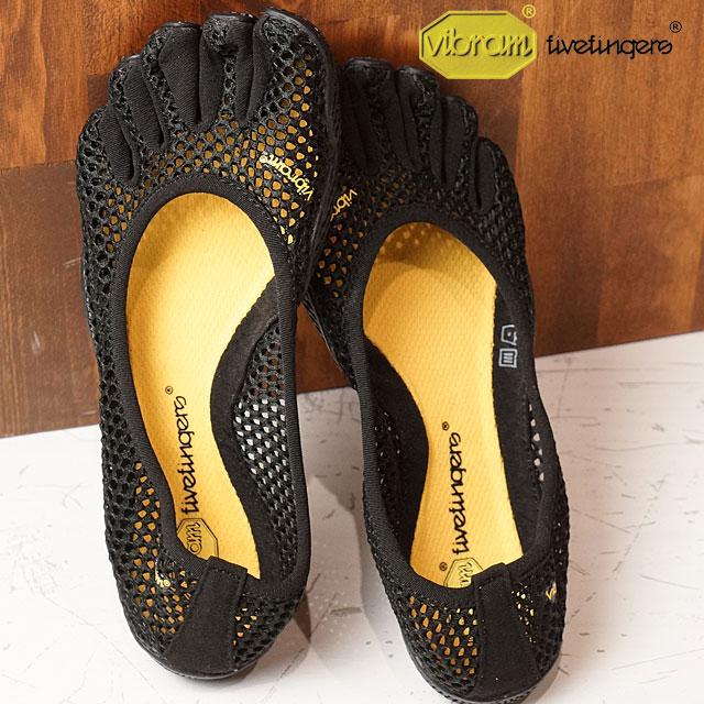 Vibram FiveFingers ビブラムファイブフィンガーズ レディース WMNS VI-B 靴 BLACK BLACK ビブラム ファイブフィンガーズ レディース 5本指シューズ ベアフット 靴 (14W2703)【コンビニ受取対応商品】, 豊科町:0237bf27 --- 2chmatome2.site