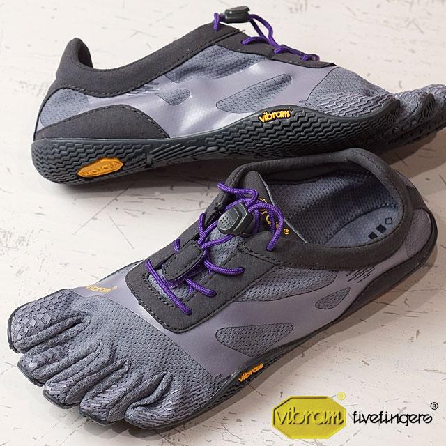 Vibram FiveFingers ビブラムファイブフィンガーズ レディース WMNS KSO EVO LAVENDER/PURPLE ビブラム ファイブフィンガーズ 5本指シューズ ベアフット 靴 (17W0702)【コンビニ受取対応商品】