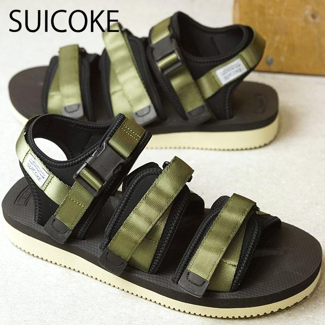 b07305dc1b1 SHOETIME: SUICOKE Sui cook men gap Dis GGA-V vibram sole sandals OLIVE (OG-052V  SS17) | Rakuten Global Market