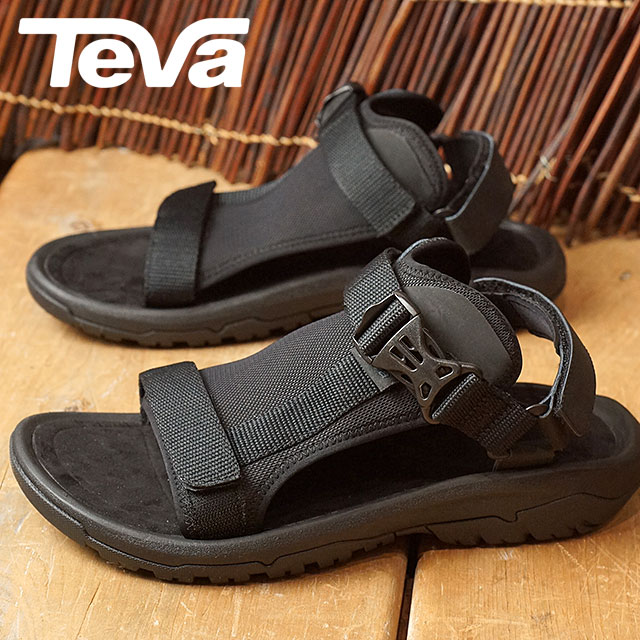 25f8dd15154 Teva Teva men HURRICANE VOLT hurricane bolt sports sandals BLK black  (1015224 SS17) shoetime