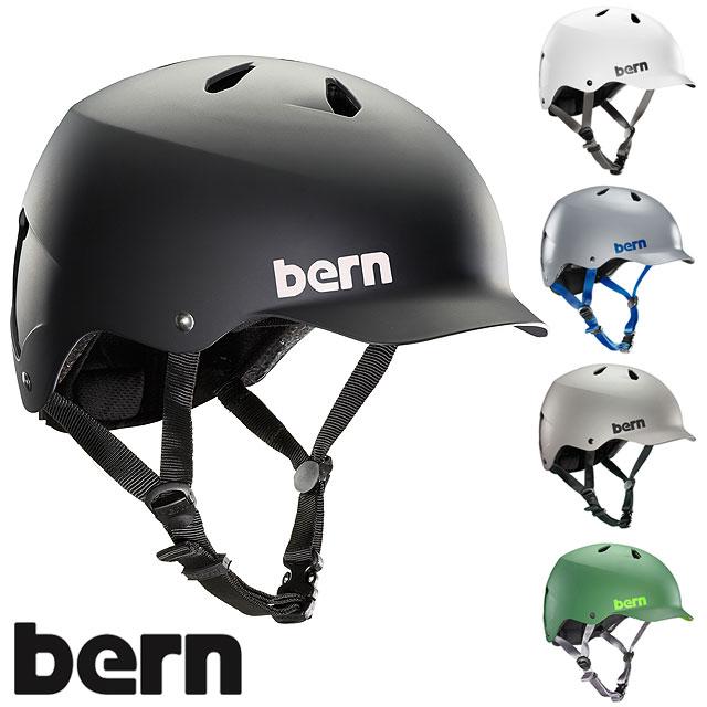 【JAPAN FIT】bern バーン ヘルメット MNS メンズ WATTS ワッツ (VM5) shoetime【コンビニ受取対応商品】
