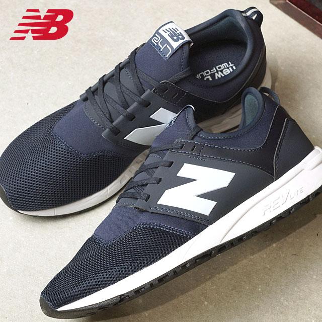 Shoetime Newbalance Sneakers New Royal Mrl247 Balance 1rqdx1vw