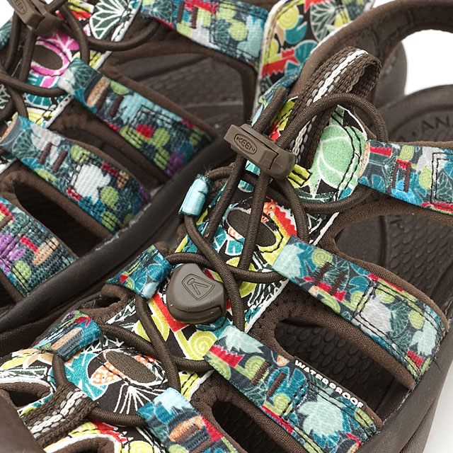 KEEN Kean Newport H two sandals Lady's Newport H2 WMN Free Asia (1017097 SS17) shoetime