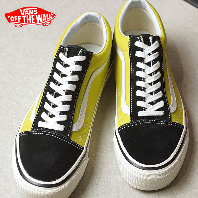 fd728aa49445 VANS vans ANAHEIM FACTORY PACK Anaheim factory pack OLD SKOOL 36 DX old  school BLACK MINERAL GREEN (VN0A38G2MWN SS17) shoetime