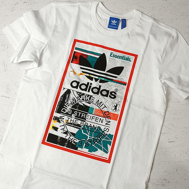 b7c90421c adidas Adidas originals TONGUE LABLE TEE men gap Dis tongue label T-shirt  Originals ...