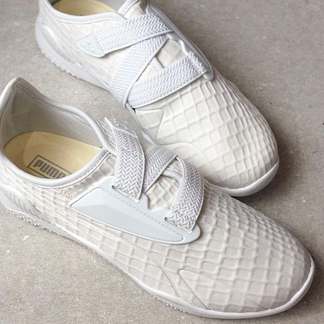 ebb64fa32cda32 PUMA Puma Lady s MOSTRO FASHION WOMENS MOS fatty tuna fashion women P white   P white shoes (363