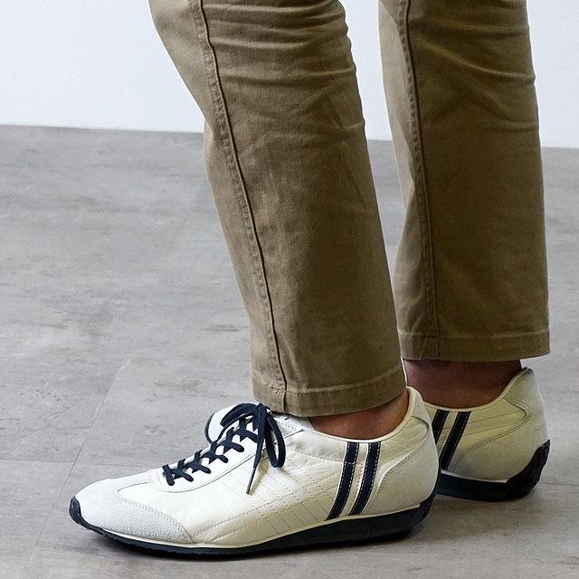 【月間優良ショップ】【ノベルティプレゼント】【返品送料無料】PATRICK パトリック スニーカー IRIS アイリス メンズ・レディース 日本製 靴 P.WHT パールホワイト (23422)