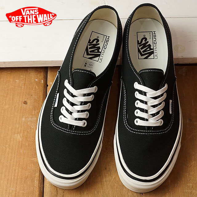 vans authentic anaheim black