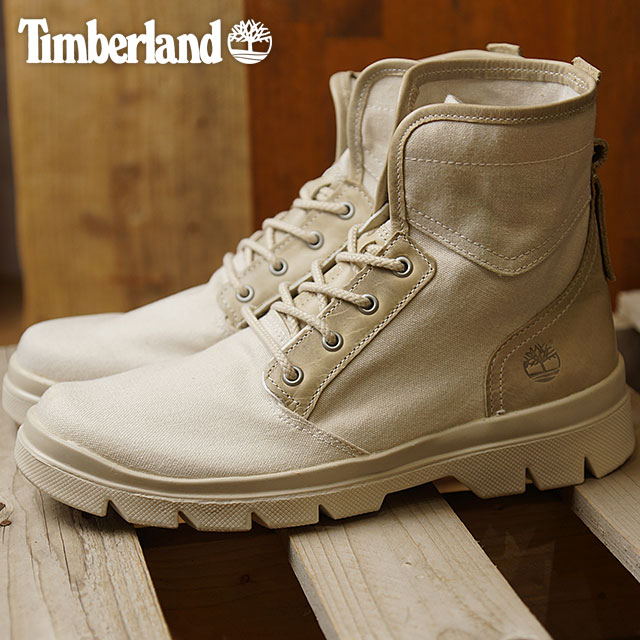 Timberland Timberland men boots City Blazer Fabric and Leather Boot city blazer fabric and leather boots White (A1BAY SS17)
