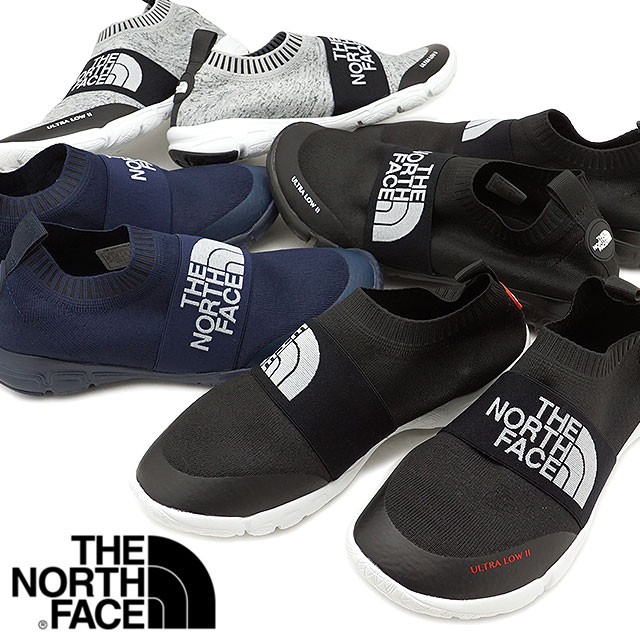 8f64783f7 THE NORTH FACE the North Face light weight after sports shoes Ultra Low II  ultra low 2 ノースフェースソックモック (NF51701 SS17)