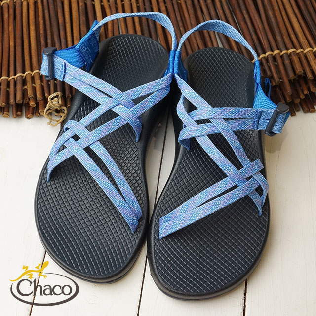 5d5f187e0140 Chaco Chaco sandals WMN ZX1 Classic Lady s model BRAID BLUE  (12365107-J106090 SS17)