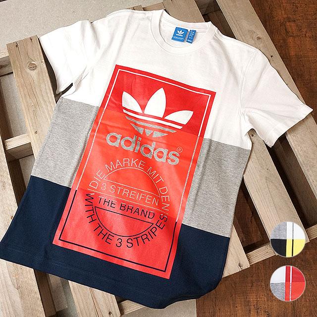 370ab0acb adidas Adidas originals TONGUE LABLE TEE CB men gap Dis tongue label T-shirt  Originals ...