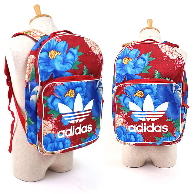 adidas Originals Adidas originals CHITA ORIENTAL CLASSIC BACKPACK men gap Dis classical music backpack rucksack multicolored (BK7035 SS17)
