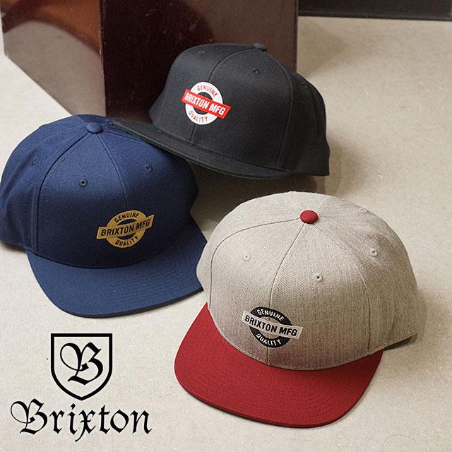 cbf7d44091 SHOETIME  BRIXTON Brixton cap NEWELL SNAPBACK Newell snapback hat ...