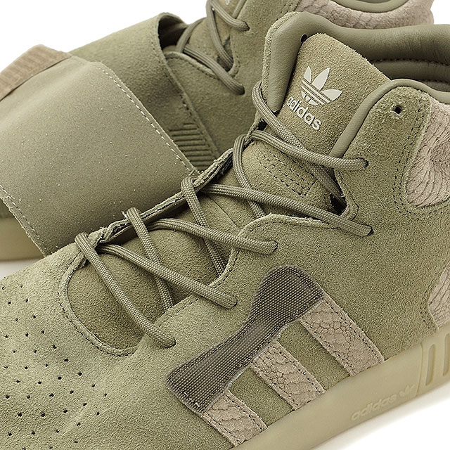 release date 238e1 02a14 adidas Adidas TUBULAR INVADER STRAP チュブラーインベーダーストラップアディダスオリジナルス adidas  Originals T cargo S17 T cargo S17  sesame (BB8391 SS17)