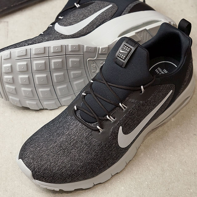 bf6080313b NIKE Nike sneakers men AIR MAX MOTION RACER Air Max motion racer black /  pure platinum ...