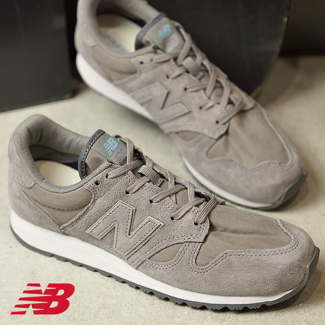 newbalance New Balance Lady's D Wise WL520 RM gray sneakers (WL520RM SS18)