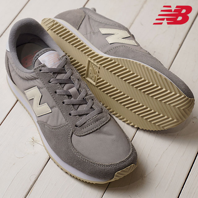 Wise New gray Lady's Balance D WL220 RG SHOETIME newbalance gXw5pp