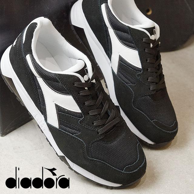 Deer sneakers 290 SHOETIME 173 N902S men gong suede diadora black pqT5U