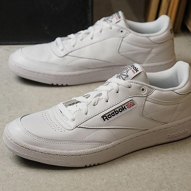 1c6ea873b5 Reebok Club C Pro Sneakers - Reebok Of Ceside.Co
