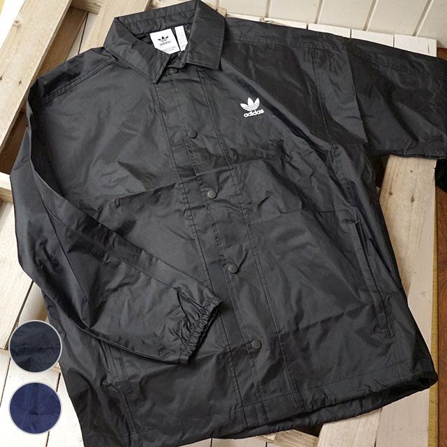 d23bea7b7495 adidas Adidas nylon jacket men TREFOIL COACH JACKET トレフォイルコーチジャケット adidas  Originals Adidas originals (EMX34 CW1313 CW1314 SS18)