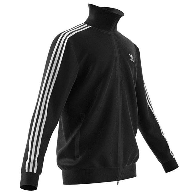 Adidas Track Jacket Black FR0594 sneakAvenue