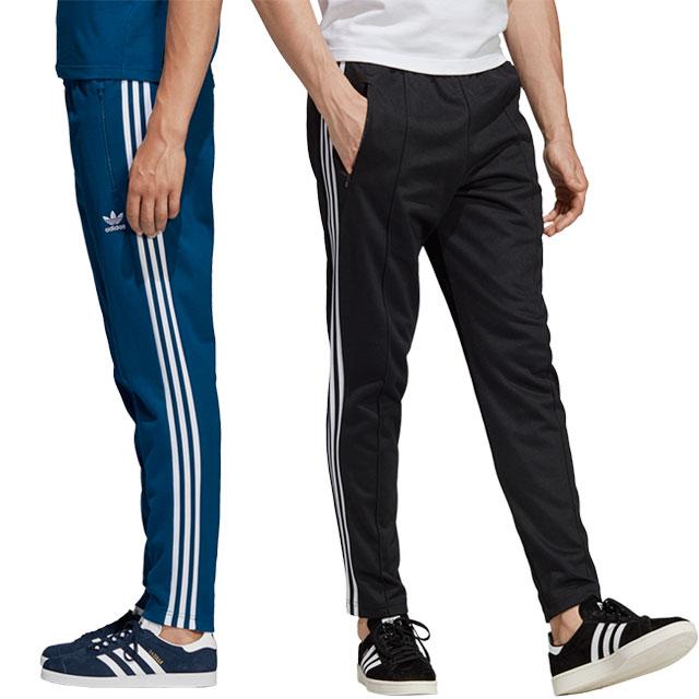 adidas Adidas jersey men BECKENBAUER TRACK PANTS Beckenbauer trackpants adidas Originals Adidas originals (EMX21CW1269)