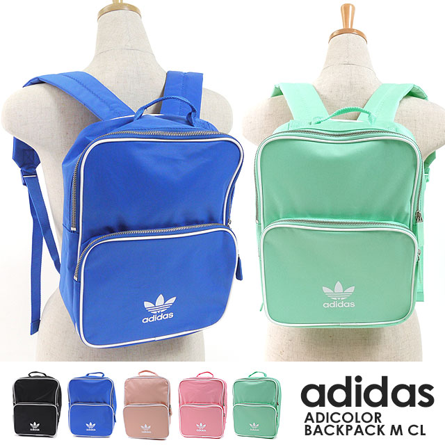 adidas Adidas rucksack ADICOLOR BACKPACK M CL アディカラーバックパック M CL day pack  rucksack adidas Originals Adidas originals (EKF59 CW0624 SS18) 1764b0d843296