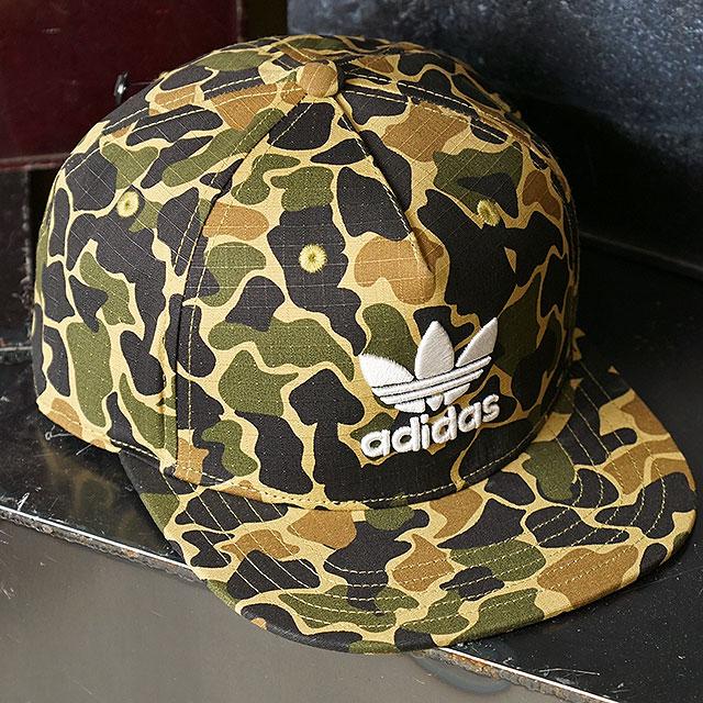c76df90f498 adidas Adidas hat men Lady s CAMO SNB CAP duck snapback cap adidas  Originals Adidas originals (EKQ16 CE4872 SS18)