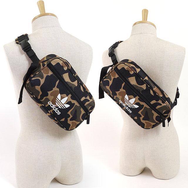816ffd8e2e55 adidas Adidas waist bag CB BAG CAMO cross body bag adidas Originals Adidas  originals (ELR69 CD6132 SS18)