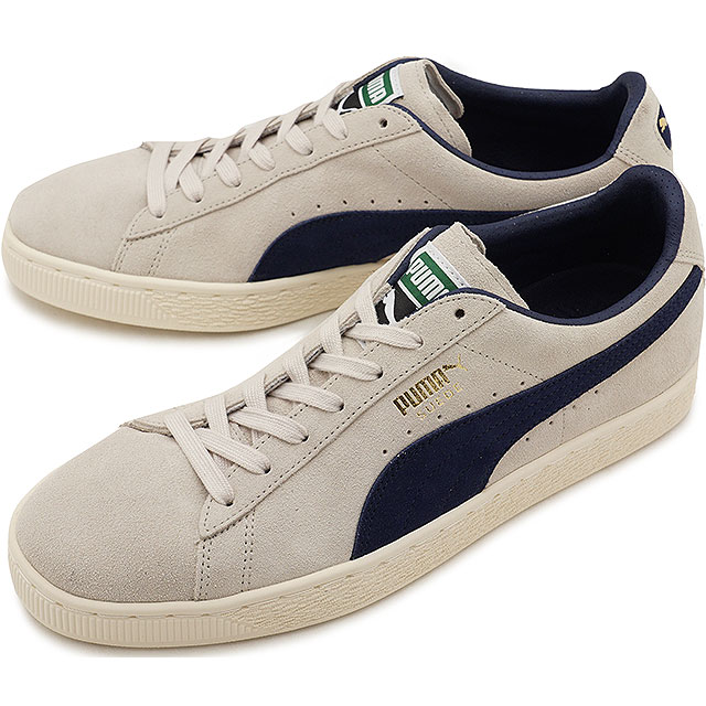 PUMA Puma suede men SUEDE CLASSIC ARCHIVE suede cloth classical music archive BIRCHPEACOAT shoes (365,587 02 SS18)