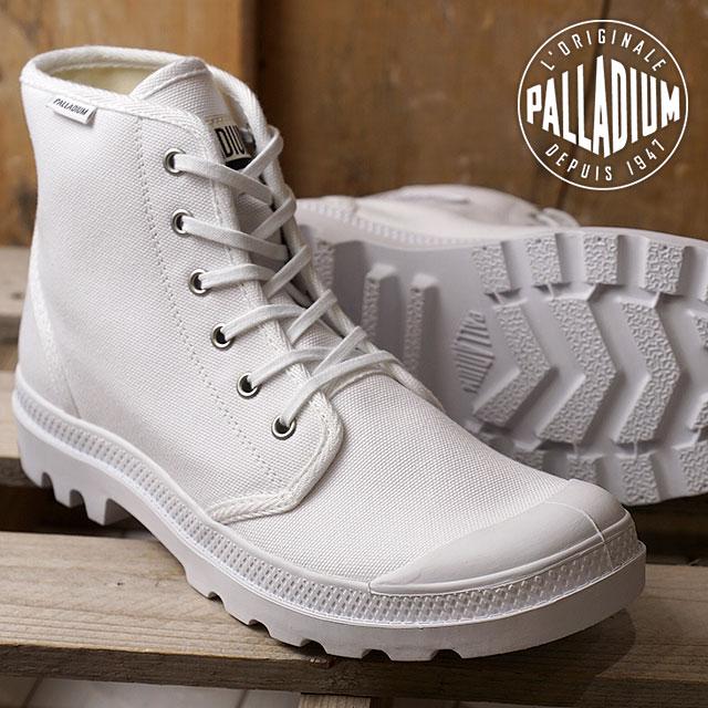 9d023fa80f1 PALLADIUM palladium men Lady's pampas PAMPA HI ORIGINALE パンパハイオリジナーレ WHITE/WHITE  white ...