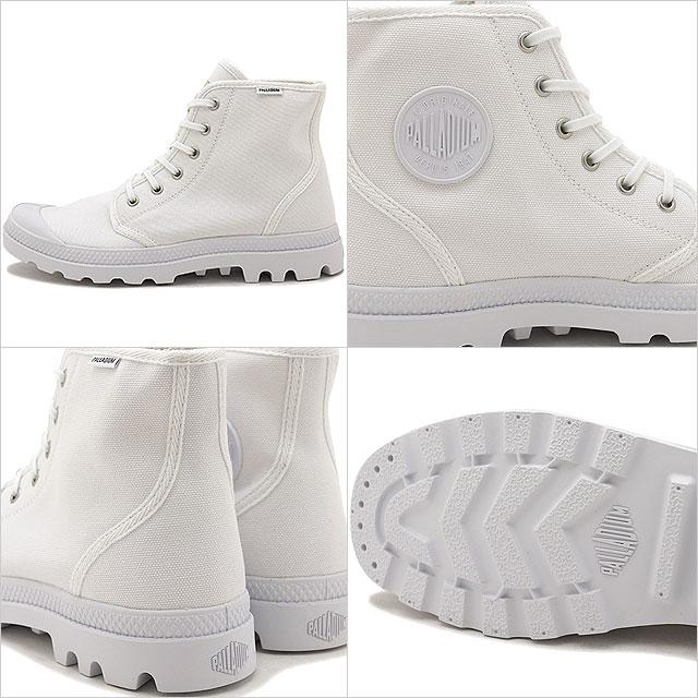 55c69933061 ... PALLADIUM palladium men Lady's pampas PAMPA HI ORIGINALE パンパハイオリジナーレ  WHITE/WHITE white ...