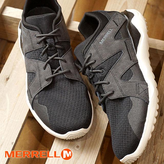 【在庫限り】MERRELL メレル メンズ スニーカー 靴 MEN 1SIX8 MESH 1シックス8 メッシュ BLACK/WHITE (45927 SS18)【e】【ts】【コンビニ受取対応商品】