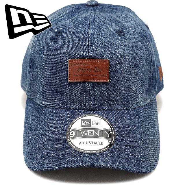 buy popular 046c3 f4006 NEWERA new gills cap New Era denim 9TWENTY cross strap baseball cap hat  (11557490 SS18 ...